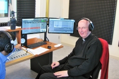 1.-Fr.-Eamon-McCarthy-on-the-Mixer